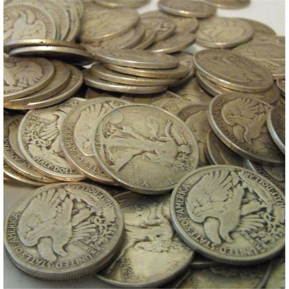 Super Friday Sale One Half Troy Pound Of Mixed Us Junk