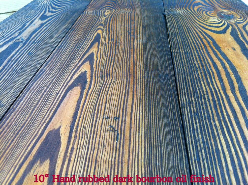 Mill House Prefinished Wide Plank Heart Heart Pine