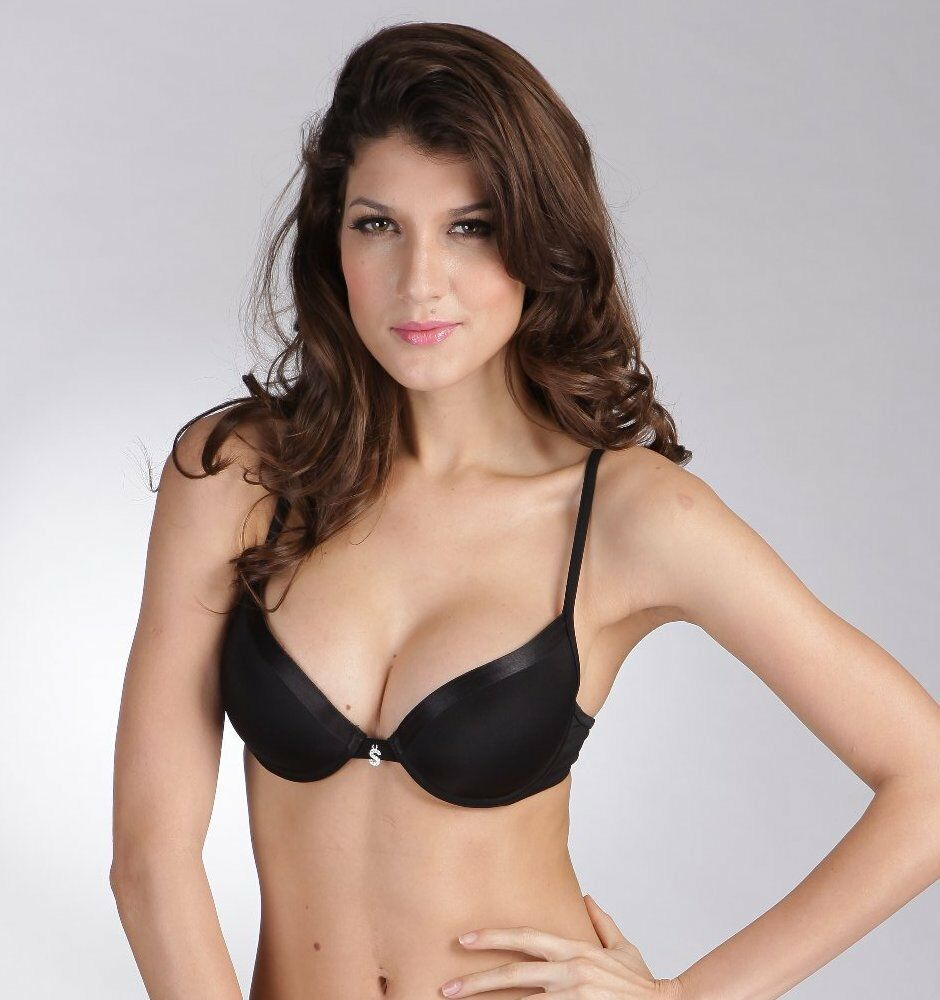 Pierre Cardin 4054 contour push up Bra Black | eBay