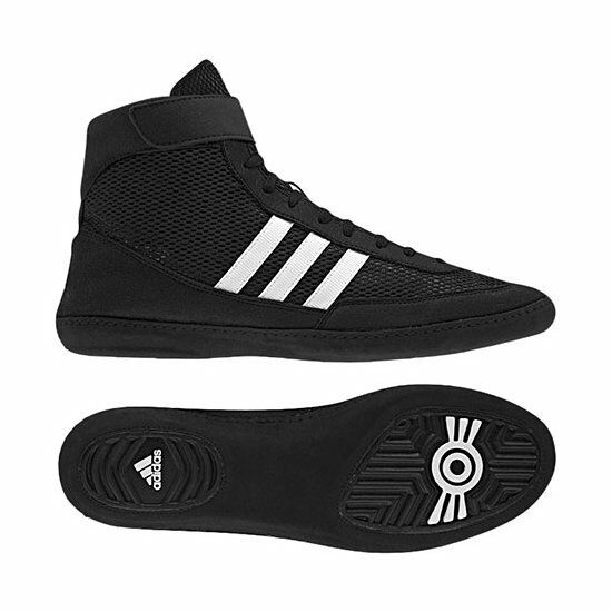 adidas combat speed 4 black or boxing shoes