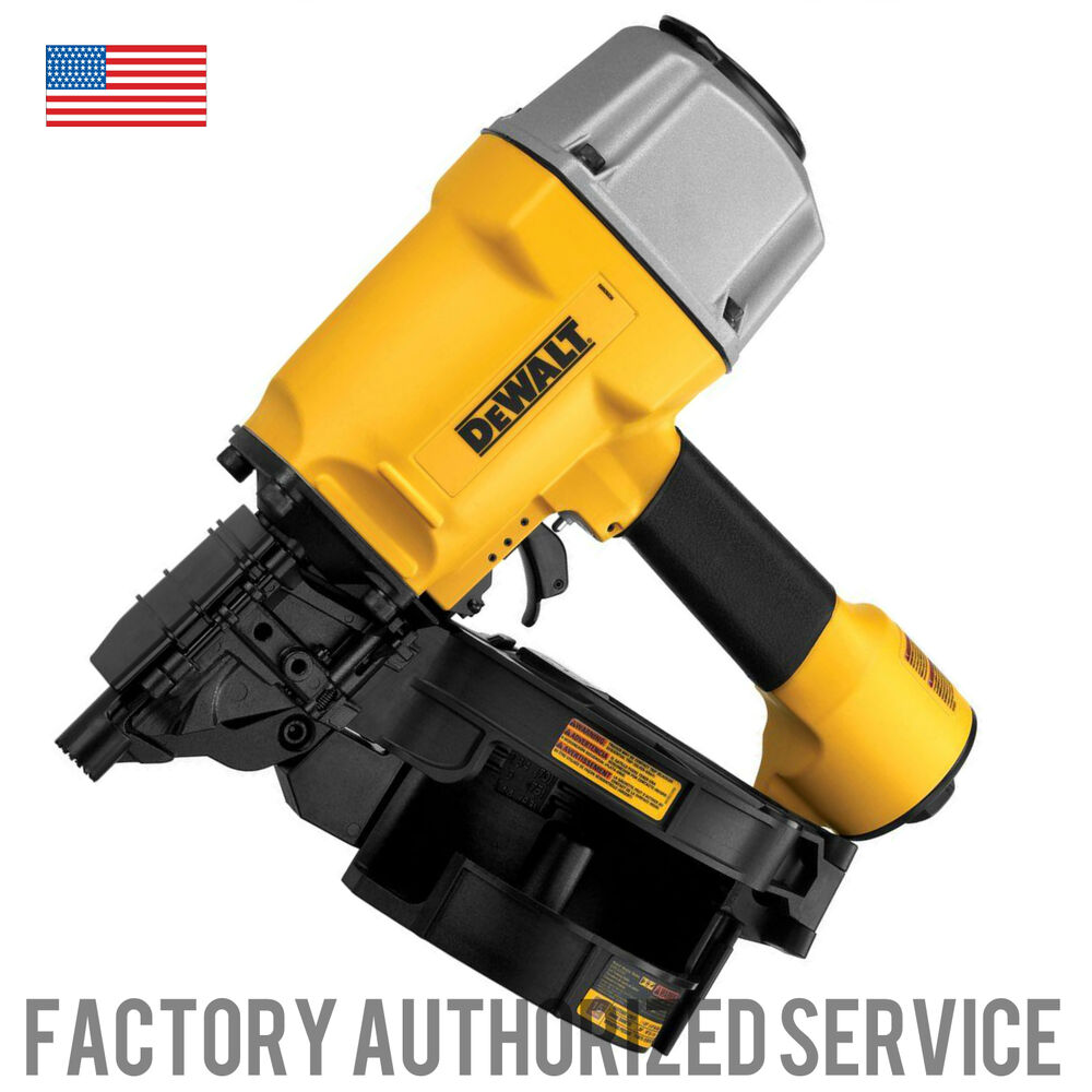 Dewalt Dw325c 15 176 Coil Framing Nailer 1 3 4 To 3 1 4 With