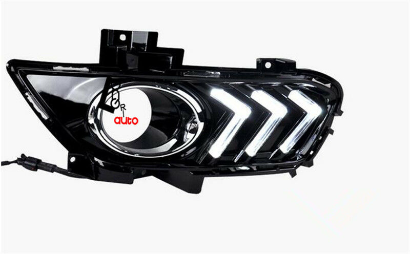 For 2013 2014 Ford Fusion Mondeo Led Daytime Running Light