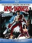 Army of Darkness (Blu-ray Disc, 2009, Screwhead Edition; $5 Halloween Candy Cash Offer)