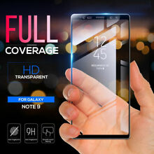 New Real Color Tempered Glass Screen Protector Film For Samsung Galaxy Note 5