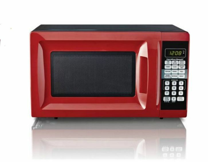 Smallest Microwave Oven ~ Cu ft countertop small apartment man cave dorm room