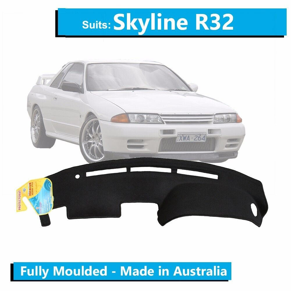 TO FIT: Nissan Skyline R32 (1989-1993)