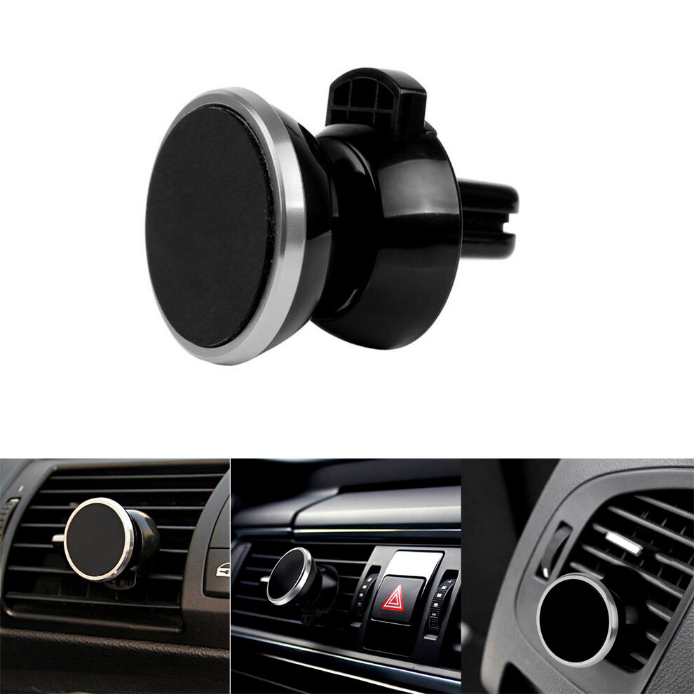 Universal Magnetic Car Air Vent Holder Stand Mount For