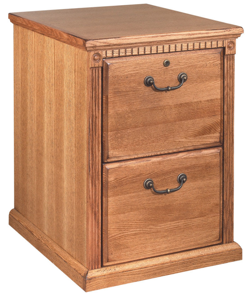 oak file cabinet 2 drawer golden oak two drawer wood office file cabinet ebay 23845
