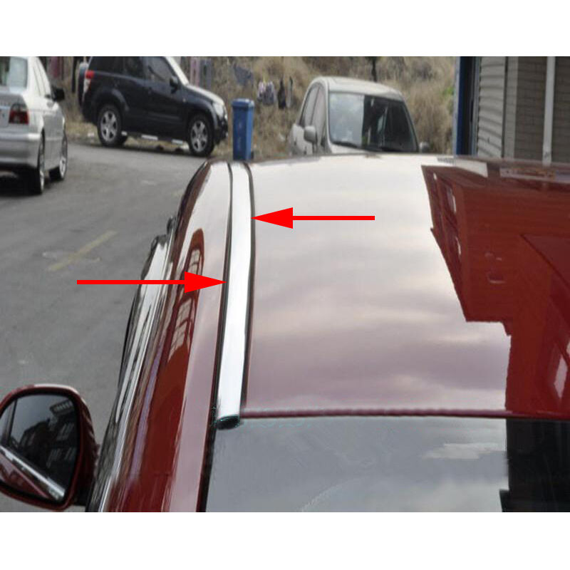 3 4 12ft chrome car roof top channel trim molding cover Automotive exterior trim design pdf