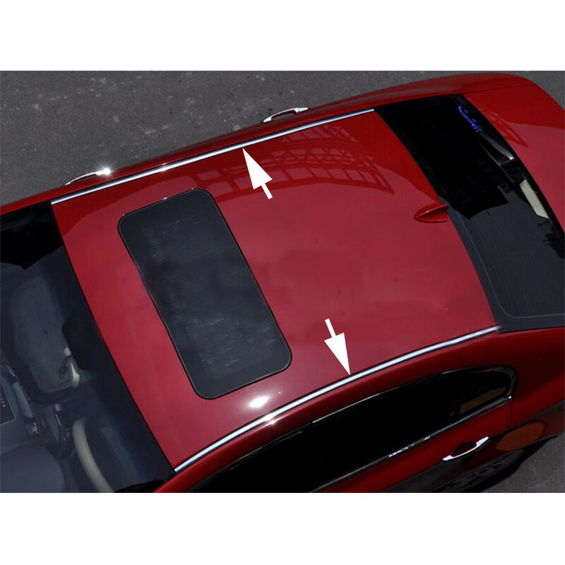 3 4 Quot Amp 12ft Fit For Chrysler Chrome Car Roof Top Trim