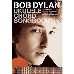 Kyпить Bob Dylan Ukulele Chord Songbook Sheet Music Ukulele Book NEW 014047996 на еВаy.соm