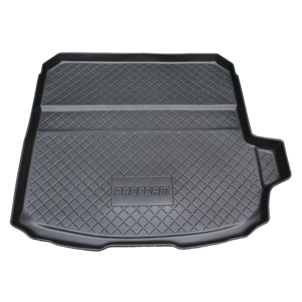 ford territory 2011 current 7 seats rubber car boot mat new high sides ebay. Black Bedroom Furniture Sets. Home Design Ideas