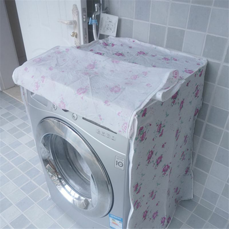 vinyl washing machine cover