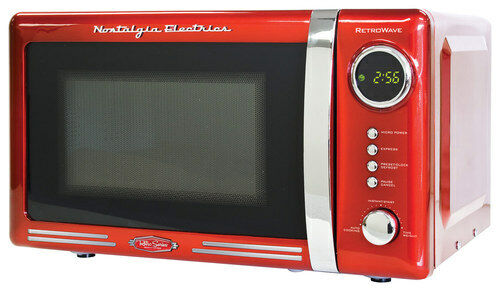 Nostalgia Electrics Retro Series 0 7 Cu Ft Compact