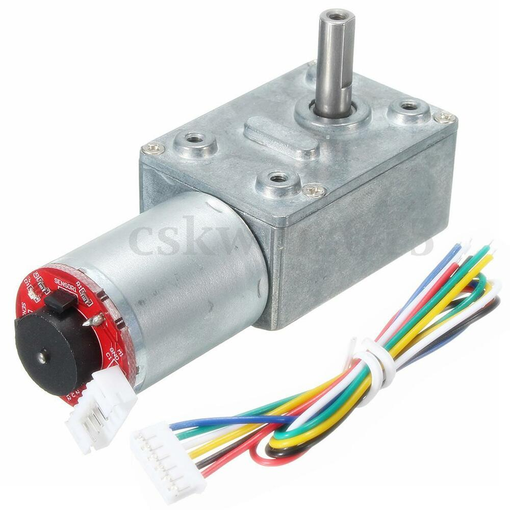 12v dc high torque 80rpm turbo worm geared motor gear for Dc gear motor with encoder