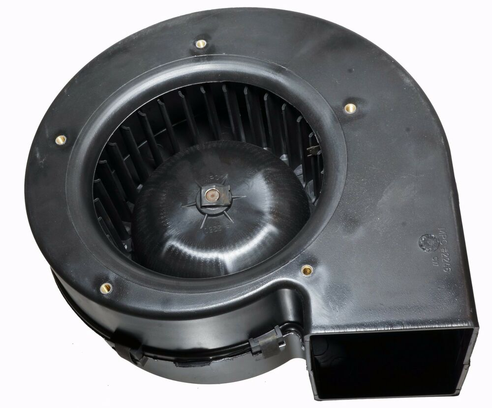 Blower motor 40 00410 heater fan 24 volt humvee hmmwv for 24 volt fan motor