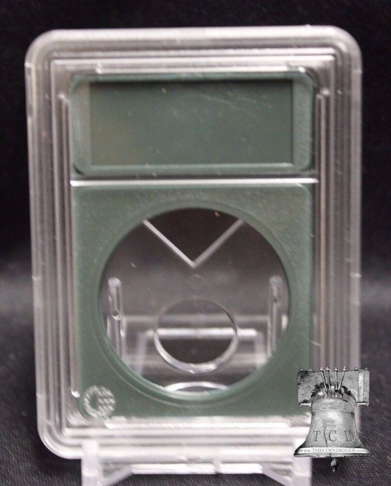 Premium Slab Coin Holder For Ase Us American Silver Eagle