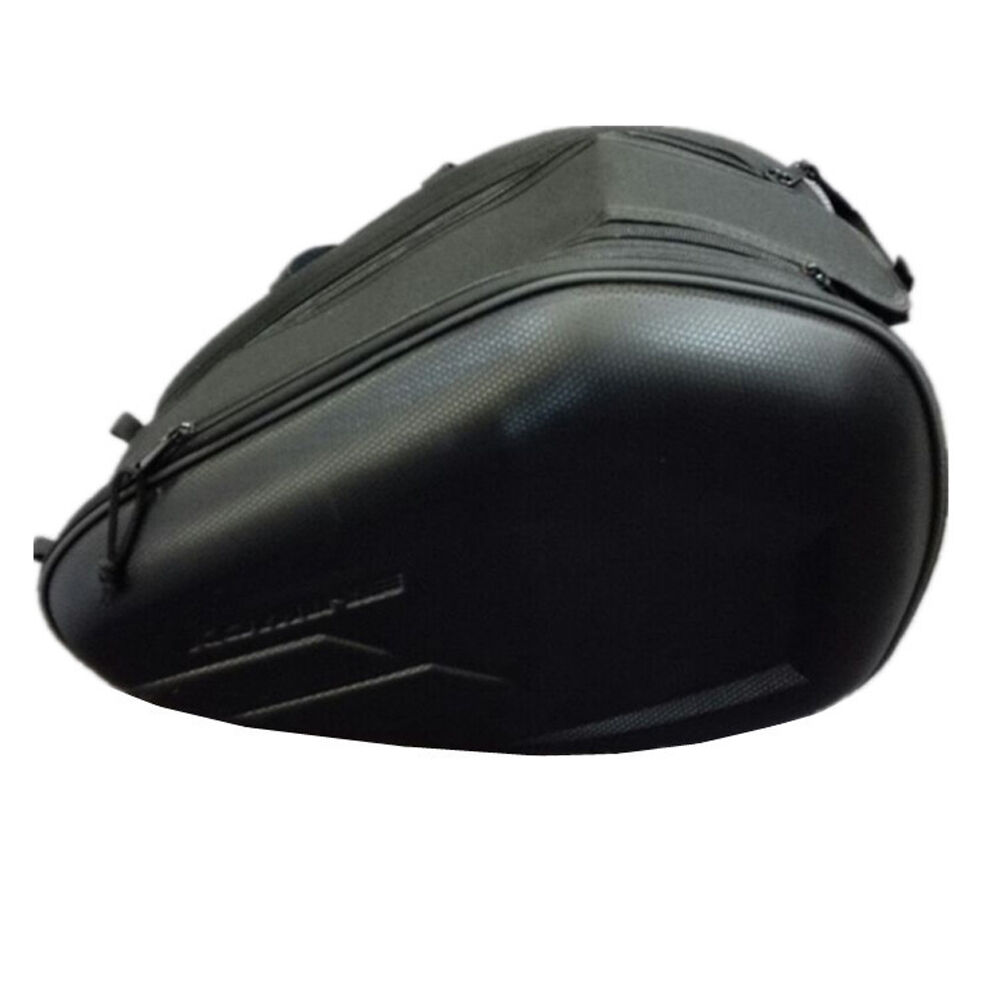 58l big capacity black multi use expandable motorcycle for Motor cycle saddle bags