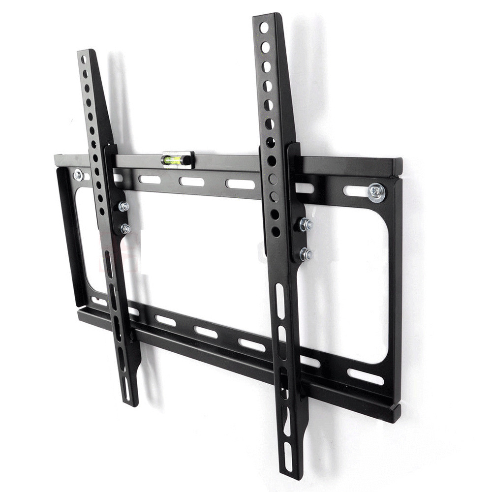 tilt tv wall mount bracket plasma lcd led flat screen 30 32 37 40 42 46 47 50 55 ebay. Black Bedroom Furniture Sets. Home Design Ideas