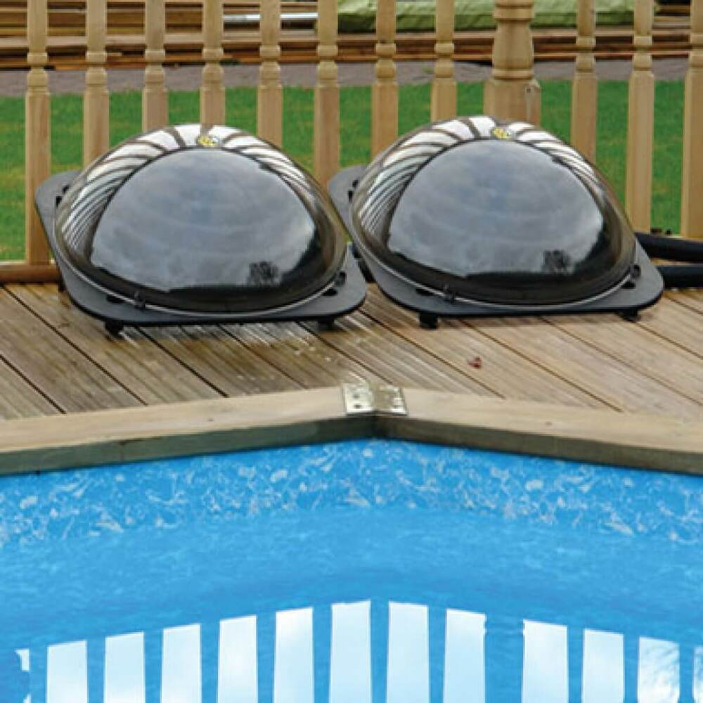 Solar pod swimming pool heater ebay - Solar powered swimming pool heater ...