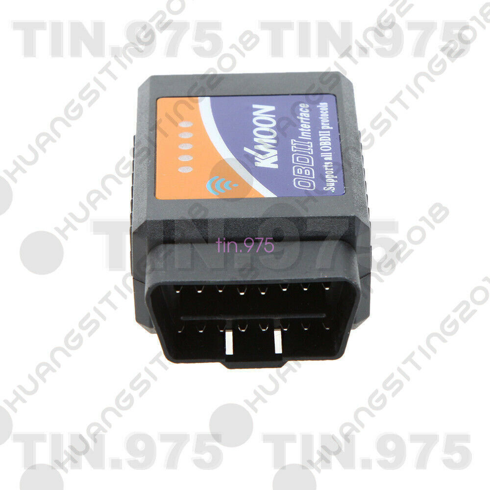 obd2 obdii elm327 wifi wireless auto car diagnostic scanner scan tool for iphone ebay. Black Bedroom Furniture Sets. Home Design Ideas