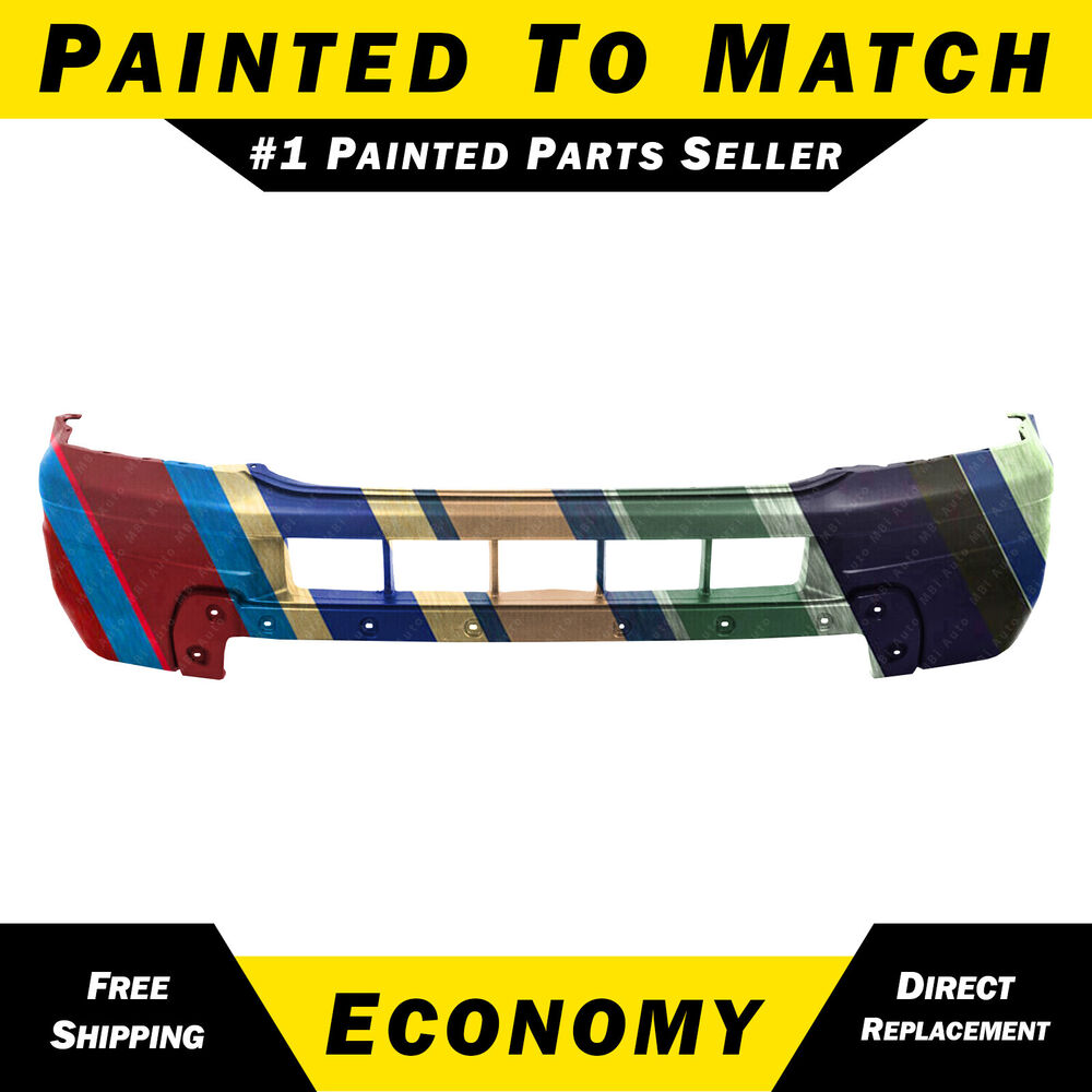 NEW Painted to Match - Front Bumper Cover for 2003 2004 2005 Honda Pilot 03-05 | eBay