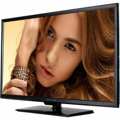 """32"""" Inch LED Flat Screen Television Wall Mountable HDTV"""