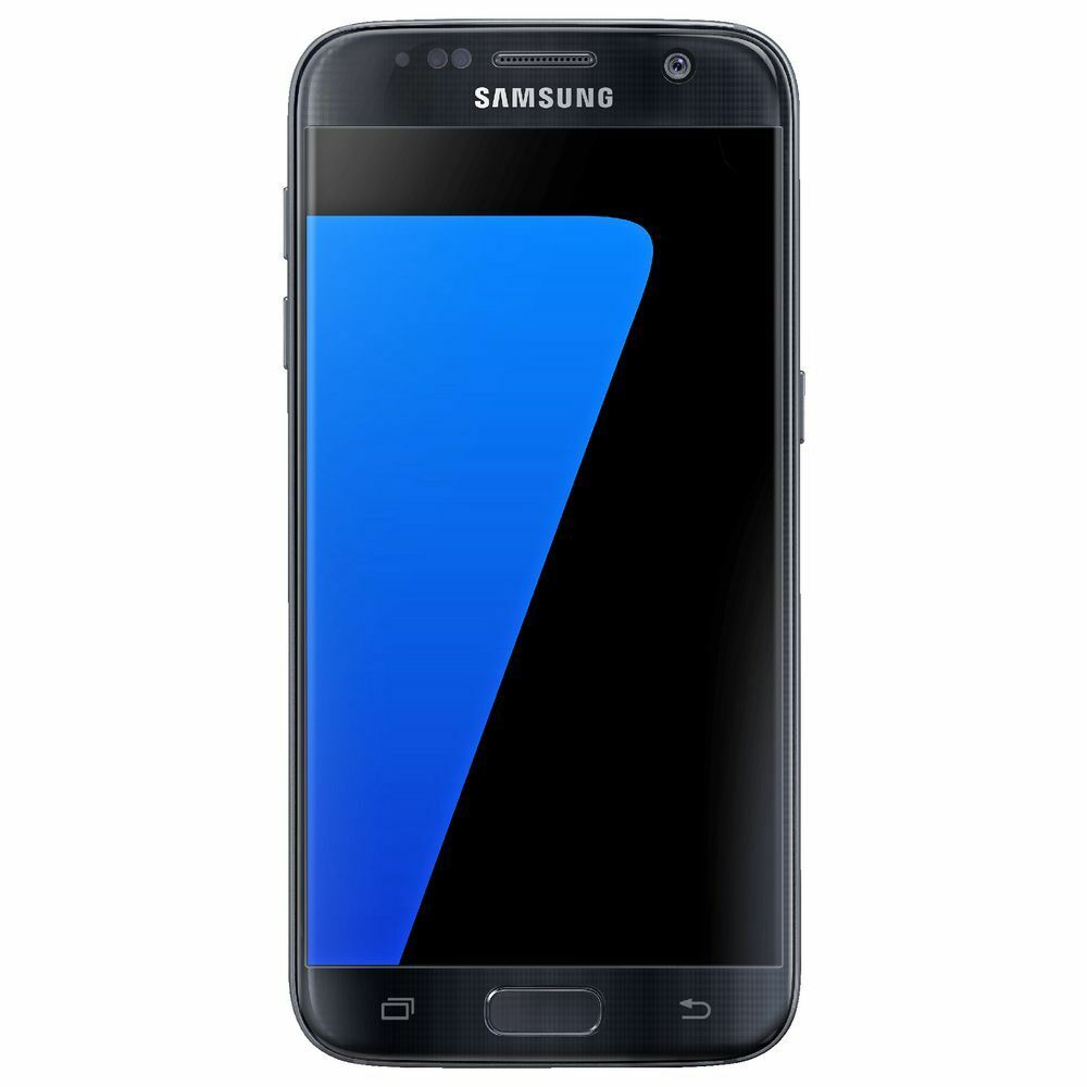 samsung galaxy s7 32gb black ebay. Black Bedroom Furniture Sets. Home Design Ideas
