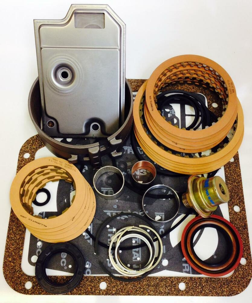 Suzuki Transmission Rebuild Kit