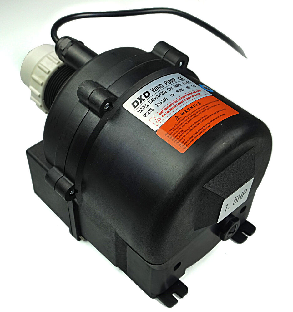 Hot Tub Blower : Dxd hot tub air blower hp hz amp