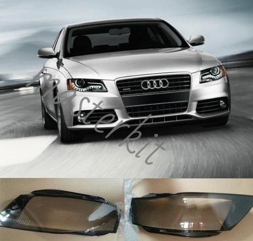 Audi A4 2009-2012 B8 Left And Right Front Kit Cover Lens