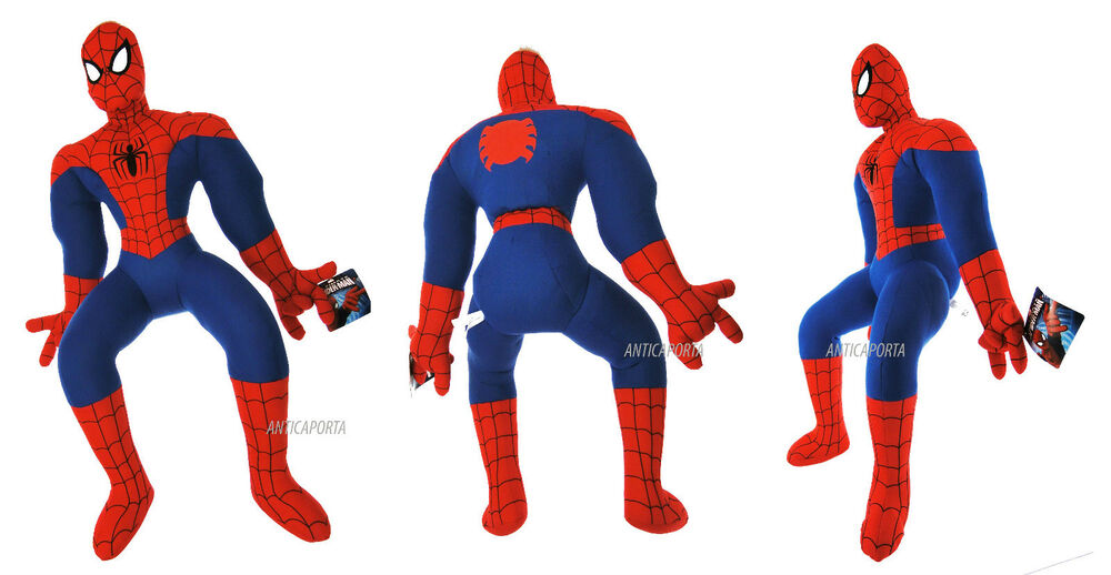 Soft Toy Original Spiderman Marvel 80 Cm Spider-Man Huge