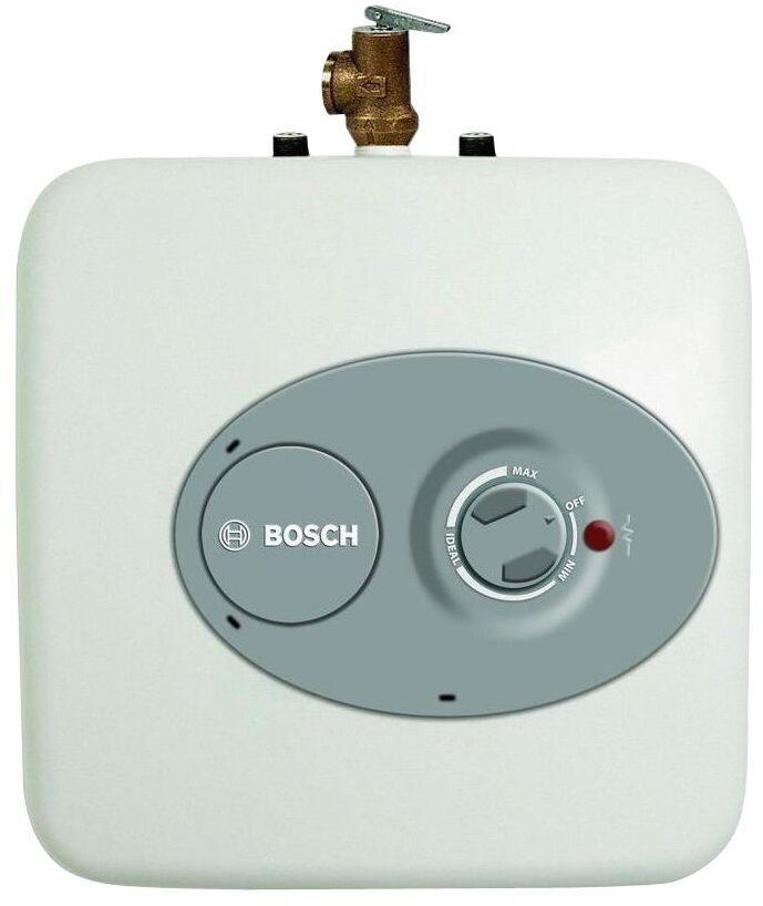 Tankless Under Sink Water Heater Electric Point Of Use Hot Water Heater 2.5 Gallon Tank ...