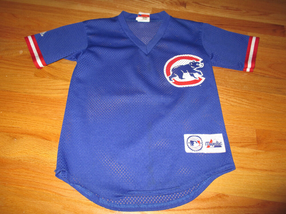30260f5b5 Majestic SAMMY SOSA No. 23 CHICAGO CUBS Players Choice (Youth MED) Jersey