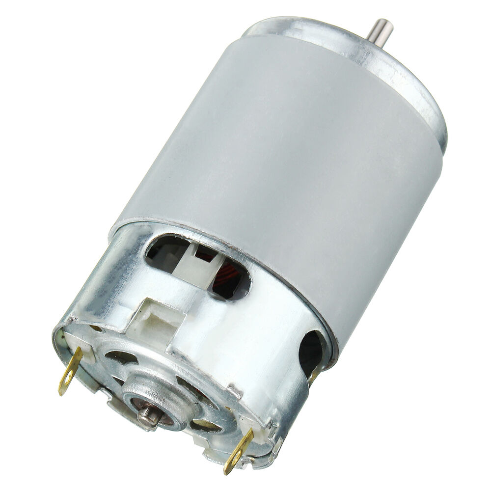 Rs 550 electric motor 6 14 4v for various makita bosch for Bosch electric motors 12v
