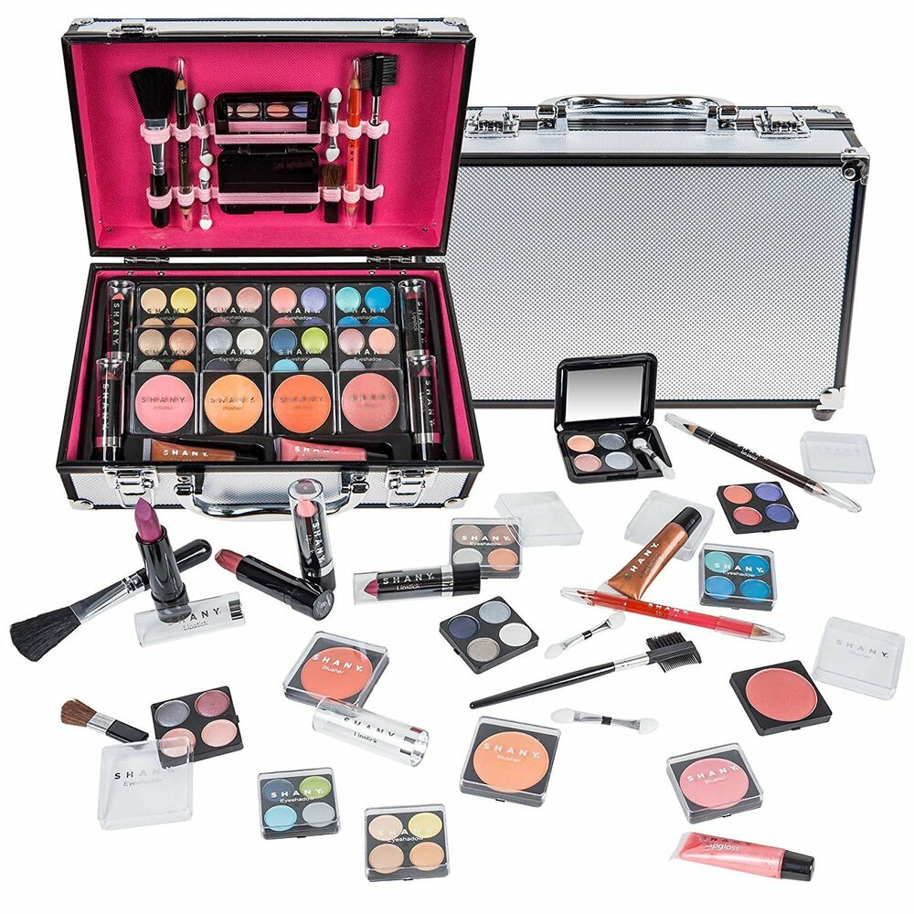 Shany professional elegant makeup kit all in one set w for Firma profesional kit