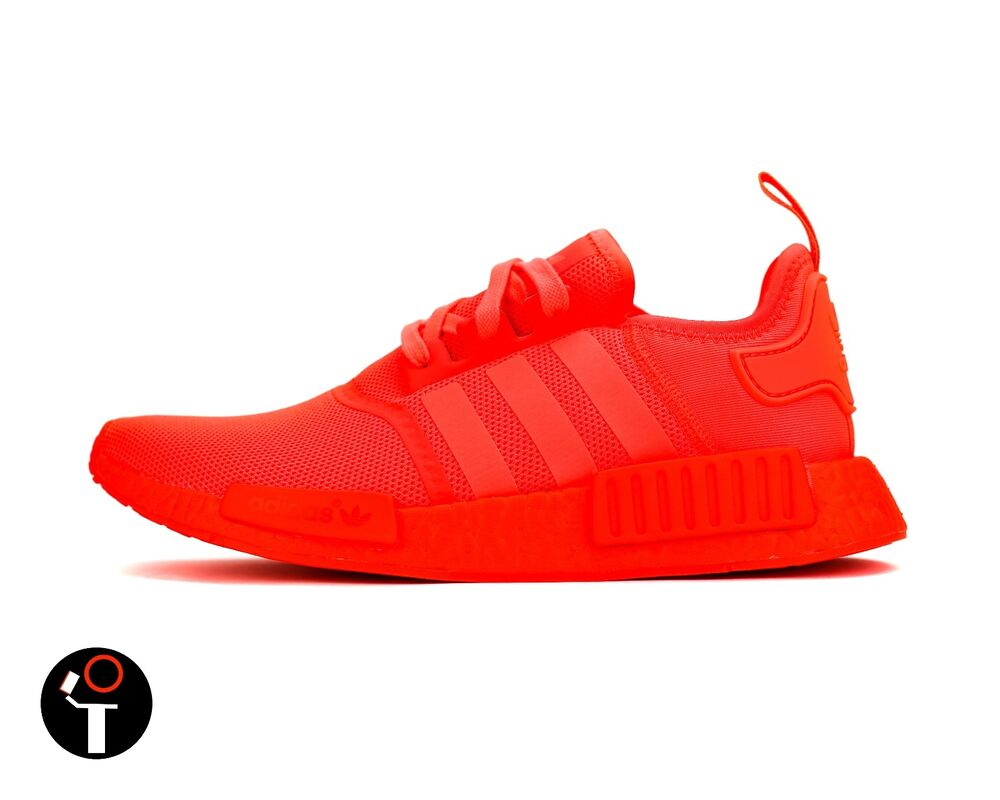 adidas nmd r1 8 13 solar red triple red s31507 boost xr1. Black Bedroom Furniture Sets. Home Design Ideas