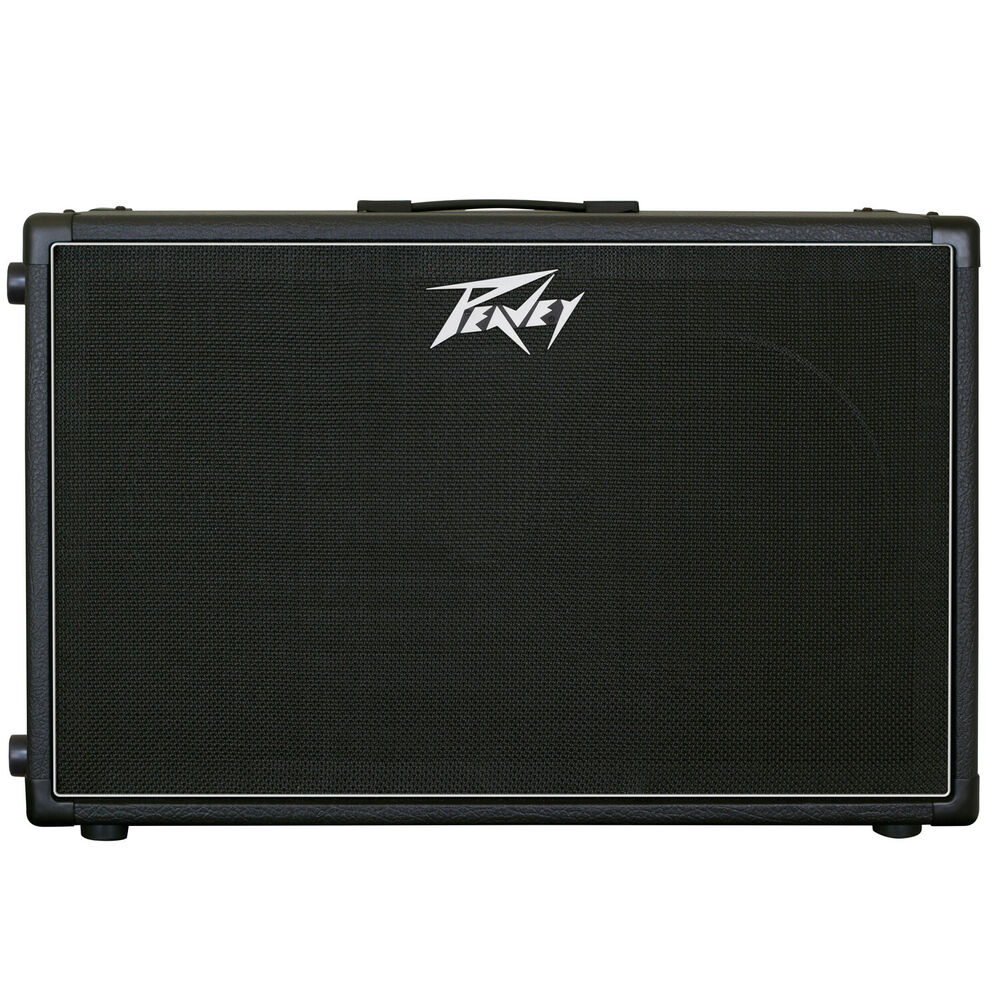 peavey 212 6 2x12 guitar amp extension cabinet w celestion green back speaker ebay. Black Bedroom Furniture Sets. Home Design Ideas