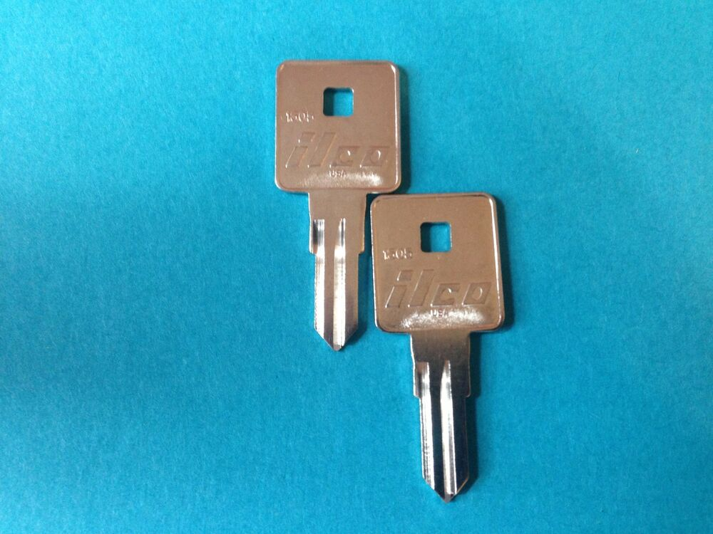 2 Craftsman-Sears-Husky-Kobalt-Tool box Keys Codes 8051 ...