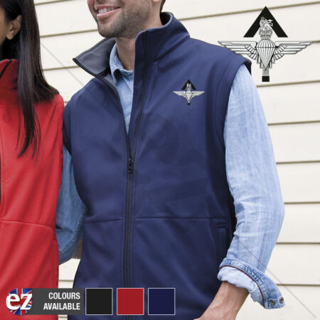 img-Para Pathfinder - Body Warmer with Embroidered Badge