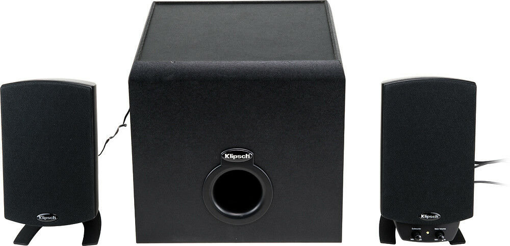Which speaker system is better, Klipsch Promedia 2.1 or ...