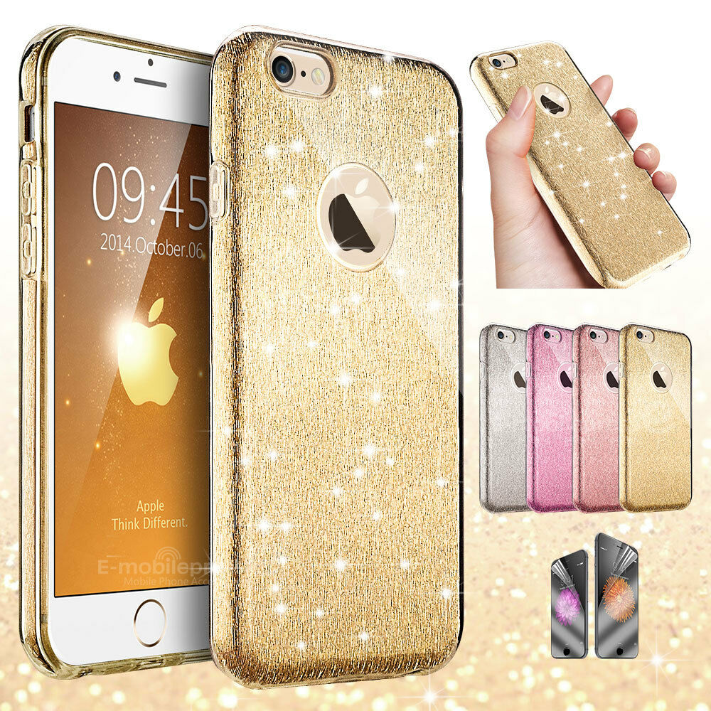 Luxury Bling Cute Hard Protective Case Cover for Apple ...