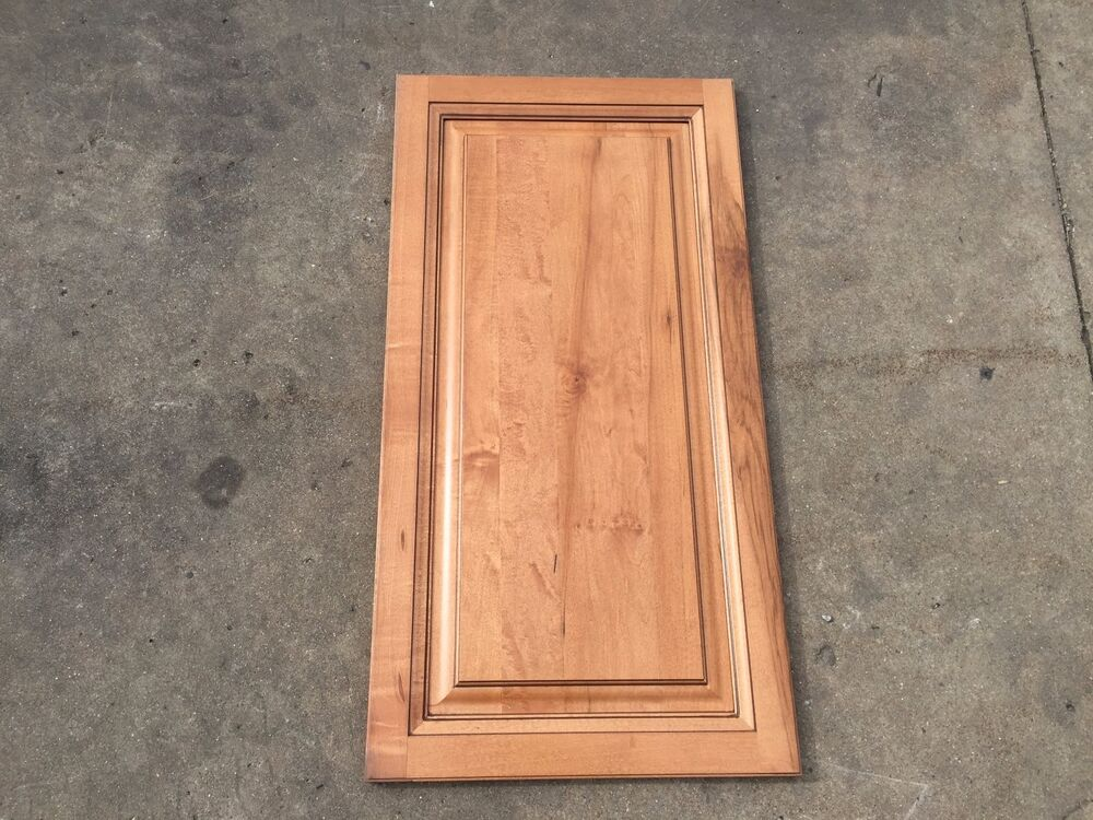 Rv Motorhome Camper Bus Garage Home Cabinet Door Panel Cover Solid Wood Brown Ebay
