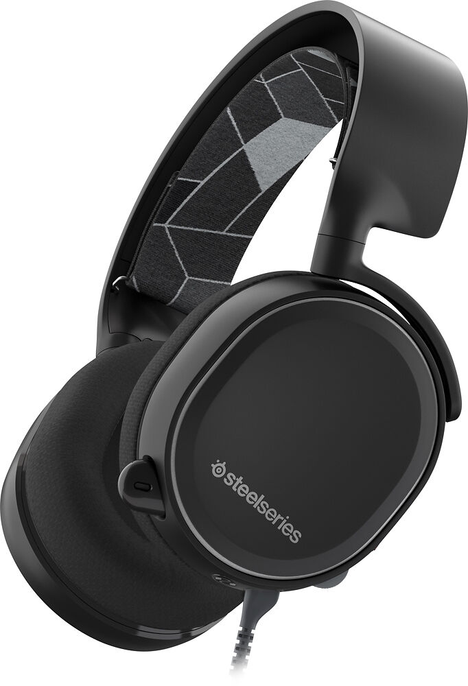 steelseries arctis 3 wired 7 1 surround sound gaming headset for xbox one ebay. Black Bedroom Furniture Sets. Home Design Ideas
