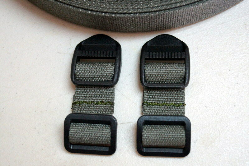 1 Inch Nylon Webbing Pair Molle Ii Enhanced Load Lifter Straps Fod 504 Ebay