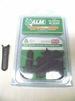 ALM FL246 PLASTIC BLADES TO FIT FLYMO MICROLITE, MINIMO, AND HOVERVAC PACK OF 10