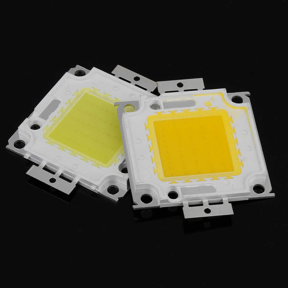 Led Napajanje 50w: High Power White LED Lamp Light COB SMD Bulb Chips DIY 10W
