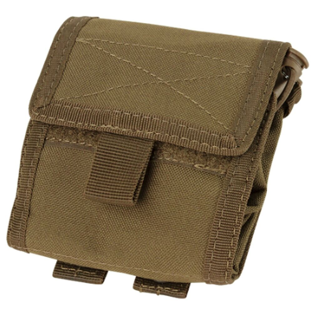 condor coyote brown ma36 molle folding roll up drop down. Black Bedroom Furniture Sets. Home Design Ideas