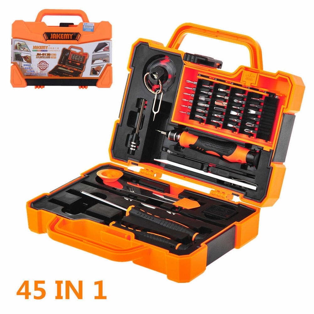 iphone repair tools 45 in 1 screwdriver maintenance repair tool kit for iphone 2271