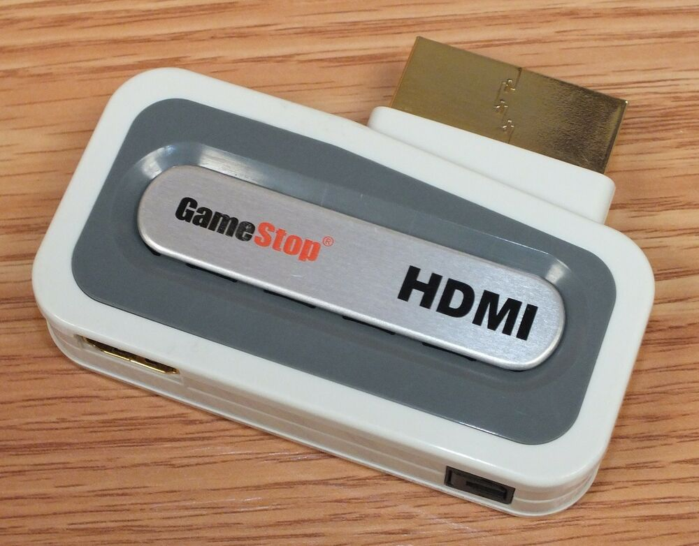 GameStop 1080p Xbox 360 HDMI & Optical Conversion Adapter ...Xbox 360 Games Converted To Xbox One